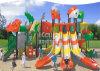 Спортивная площадка Kaiqi крупноразмерная напольная с Multi скольжениями и альпинистами