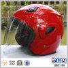 De de goedkope Koele Halve Motorfiets van het Gezicht/Helm van de Motor/van de Autoped (OP202)