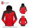 Revestimento Windproof de Softshell do inverno do Mens da forma