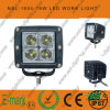 C.C. do diodo emissor de luz Work Light Auto Driving off Road Fog Head Light 12/24V do CREE de 3inch Square 16W