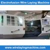 Провод сплавливания PE Cx-160/400zf Electro кладя оборудование - провод CNC E/F кладя машину