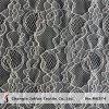 Эластичная Allover ткань шнурка бюстгальтера (M0374)