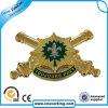 Pin spécial de revers en métal de forme d'étoile de logo pour l'insigne d'hôpital