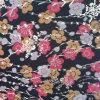 Oxford 600d fleurit le tissu de polyester d'impression (XL-J7012-3)