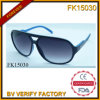 Two Color Stitching PC Frame Sunglasses (FK15030)