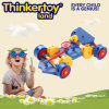 Het intelligente OnderwijsStuk speelgoed van de Auto van de Douane Grappige