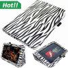 La caja de cuero de la PU del tirón para el Amazonas enciende la cubierta del E-libro del fuego HD 8.9inch