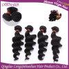 Освободите выдвижения волос девственницы прямых связей с розничной торговлей фабрики волос волны людские