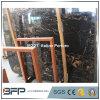 Lastre di marmo nere italiane di Portoro con la vena dell'oro