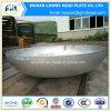 Tête ellipsoïde d'acier inoxydable de monture de tube