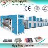 Máquina completamente automática de la bandeja del huevo del moldeo de la pulpa 3000PCS / H ~ 6000PCS / H