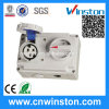 IP67 Mechanical Interlock Switch Socket met Ce
