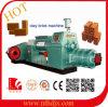 Energiesparendes Doppeltes positioniert Lehm-Ziegelstein-Maschinerie
