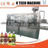 Máquina de rellenar del jugo caliente caliente de la exportación de China