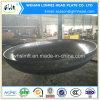 Tampão Ellipsoidal da cabeça do aço de carbono/extremidade do prato para os tanques de água