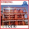 Sección del mástil de la elevación de la construcción de las piezas de Spapre