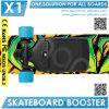 Bester Preis geaufladenes Bewegungselektrisches Skateboard