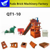Highqualityの安いInterlocking Clay Block Machine