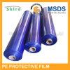 Blaues Film/China-PET schützender schützender Export des Film-Supplier/PE