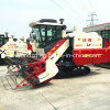販売のための真新しい米のコンバイン収穫機
