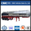 Cimc 50m3 3 Axles Fuel Tank Trailer mit 5 Compartments