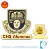 Distintivo di Pin di organizzazione di formazione con la doratura elettrolitica dalla Cina