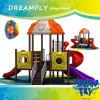 Diapositiva combinada niños al aire libre excelentes del equipo del patio de la calidad para la venta