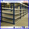 Racking do fluxo da caixa do armazenamento do armazém Q235 para a logística/sistema do conjunto