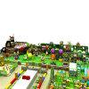 Neuester Auslegung-Waldthema-Dinosaurier-Spielplatz Innen