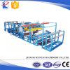 Máquina que lamina de la materia textil del pegamento de la PU con buena calidad