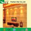 Façade ou revêtement extérieure de fluorocarbone de panneau de ciment de fibre