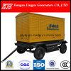 Generator diesel Mobile Trailer Electric Starter 300kw