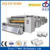 Fábrica completamente automática del papel higiénico Zq-III-H400