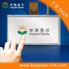 Pantalla del LCD de 7 pulgadas con 1024*600 con Lvds HDMI