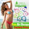 Buntes Custom Design Silicone Rubber Wristband für Decoration