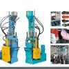 Vertikale Einspritzung-formenmaschine für Schuh-Sohle für eine Farbe