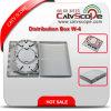 De Optische EindDoos van uitstekende kwaliteit van w-4 Vezel/de MiniDoos van de Distributie FTTX