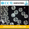 Enchimento material dos grânulos de vidro da boa venda por atacado química da estabilidade