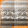 Mattonelle di ceramica della parete della porcellana di legno popolare del fiore del materiale da costruzione