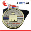 Liberare il disegno della medaglia popolare olimpica del metallo placcata oro nella vendita calda