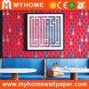 PVC Wallcovering del alto grado con lavable (YS-191003)
