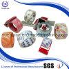 Cinta cristalina clara estupenda del pegamento BOPP del fabricante de la fábrica de Dongguan