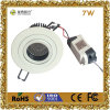MAZORCA del aluminio del LED Downlight 7W 85-265V 700lm
