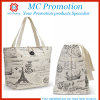 Reusable pliable Cotton Shopping Bag avec Logo