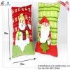 Muñeco de nieve de la decoración de la Navidad/almohadilla caseros impresos aduana de la Navidad del padre