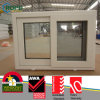 Vidro dobro Windows deslizante do PVC da venda quente