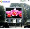 Exhibición de LED al aire libre de alta resolución del alquiler P5