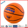 Basket-ball officiel en caoutchouc de la taille 7
