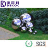 Giardino Stainless Steel Hollow Ball per il giardino Decorate