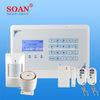 Sistema de alarma del G/M del telclado numérico del tacto con la función de control del APP